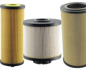 Nowe wkłady filtrów w Exmot