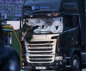Tragedia w Berlinie: porwana polska ciężarówka wjechała w tłum