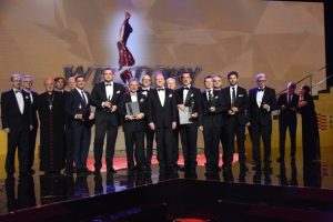 30-lecie Strabag nagrodzone Wektorem 2016