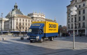 Dachser podejmuje megawyzwania logistyczne w mega miastach