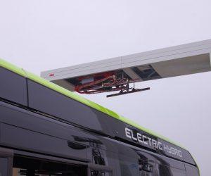 Inauguracja systemu autobusów elektrycznych w Luksemburgu