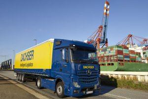 Dachser: dostawy zawsze skoordynowane