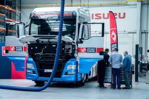 Inter Cars szkoli mechaników ciężarowych