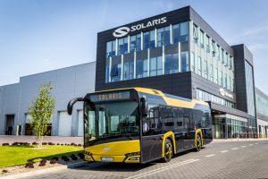 Solaris sprzedał 1300 pojazdów w 2016 r.