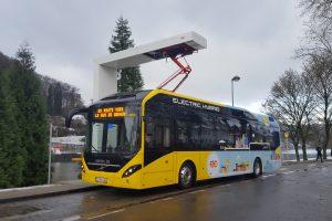 Belgia zamawia 90 elektrycznych autobusów Volvo