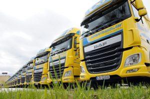 20 ciągników DAF dla Megatranslaw