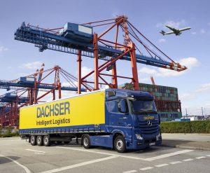 Dachser na targach transport logistic
