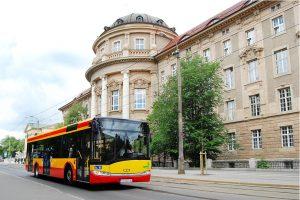 Duża dostawa autobusów dla MPK Częstochowa