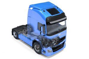 Zmiany w łożyskach SKF dla ciężarówek