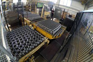 Nowy rozdział w historii łożysk – wizyta w fabryce Schaeffler w Bendorf