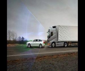 Inteligentne systemy Volvo w służbie bezpieczeństwa