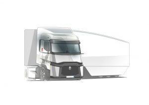 Renault Trucks prezentuje Projekt FALCON