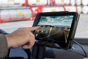 Rozwiązania telematyczne Trimble w XPO Logistics