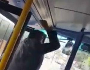 Wściekły pasażer autobusu(film)