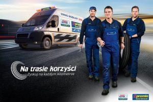 Serwisy Premio także dla ciężarowych