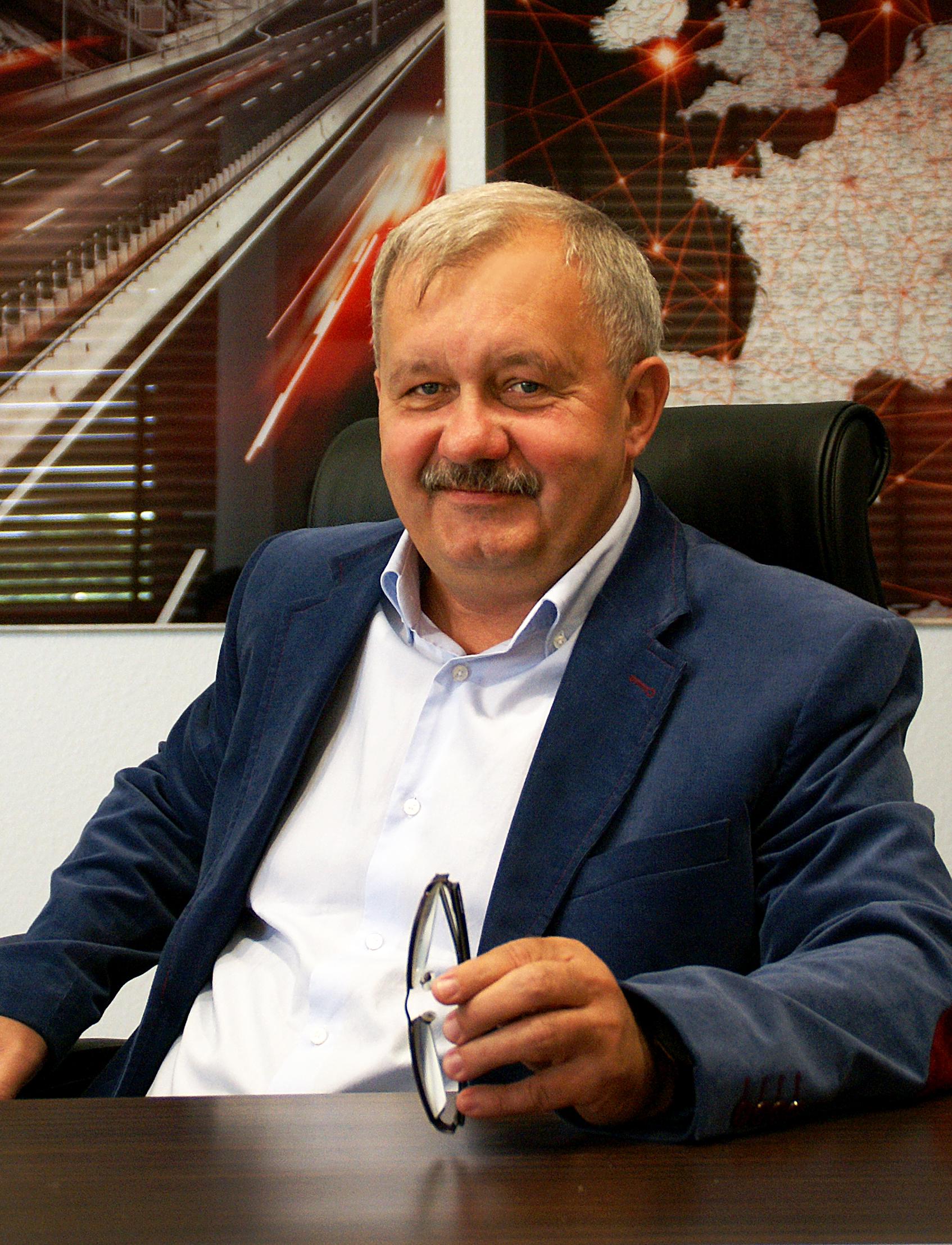 Marek Sałek - prezes P.W. Autos Sp. z o. o.