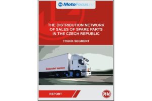 Raport: The distribution network of sales of spare parts Czech Republic – truck segment