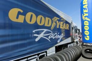 Ciężarówki będą ponownie rywalizować naGoodyearach