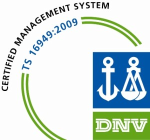 Certyfikat ISO/TS16949 dla firmy TEXA