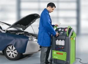 Bosch wprowadza dwuletnią gwarancję na urządzenia do obsługi klimatyzacji ACS