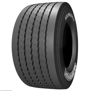 Najlepsza przyczepność naczep z oponami Michelin X One MaxiTrailer