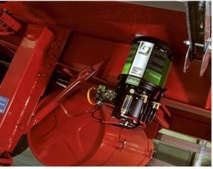 System automatycznego smarowania dla produktów KH-KIPPER