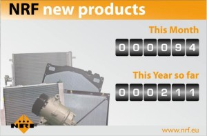 Nowe elementy układów chłodzenia NRF