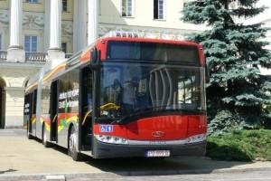 Hybrydowe Solarisy dla Warszawy