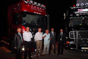 Najmocniejsza Scania V8 w gamie Pol-Mack