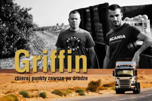 Nowy katalog Scania Griffin
