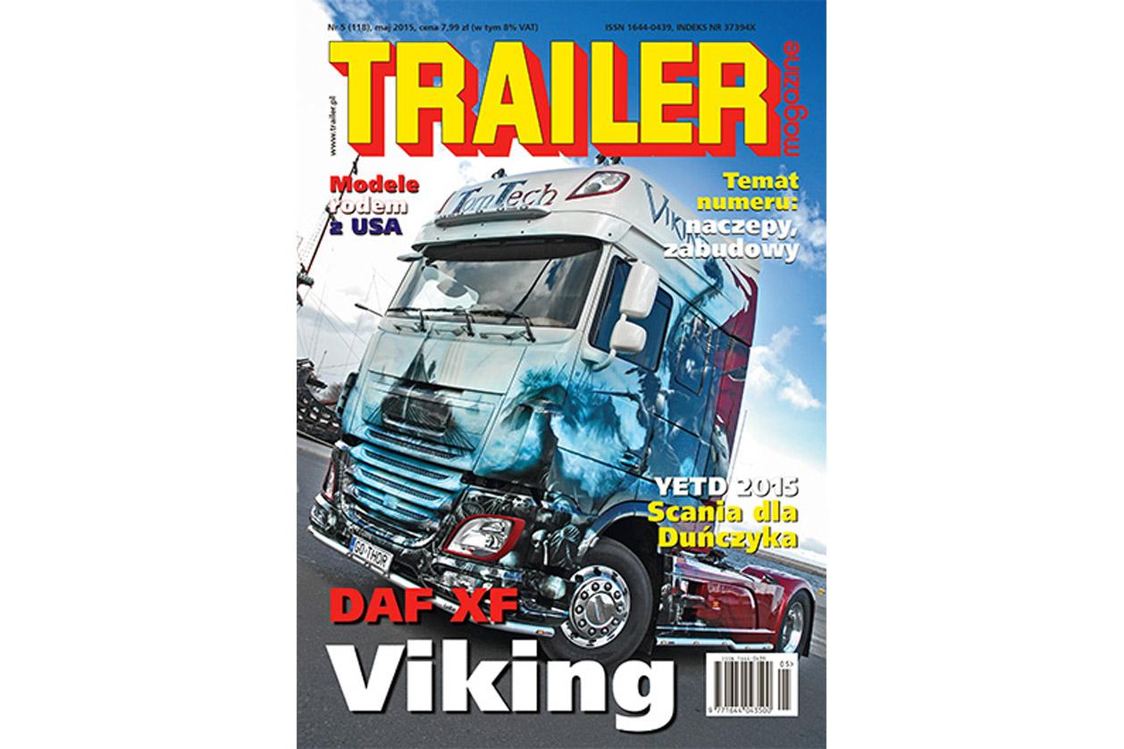 Spis treści TRAILER Magazine 5/2015