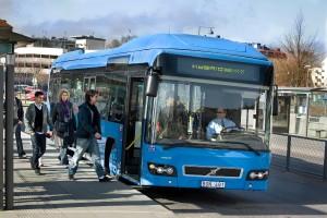 Hybrydowe autobusy Volvo z Wrocławia do Norwegii