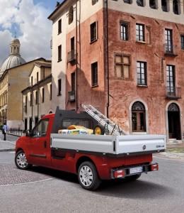Nowe Doblò Work-Up i Scudo z wydajniejszymi silnikami