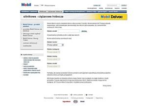 Mobil Delvac uruchamia internetowe narzędzie doboru środków smarnych
