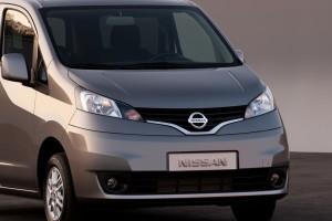 Nissan NV200 z nadwoziem-chłodnią
