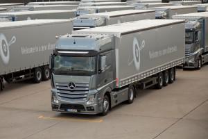 Ciężarówki Daimler AG – wzrost sprzedaży