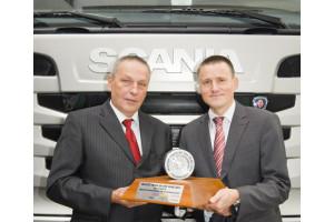 Master Truck of the Year 2011 dla Scanii serii R