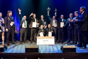 Australijski zespół zwycięża w konkursie Scania Top Team