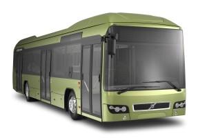 Volvo 7700 Hybrid w polskich miastach