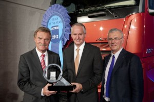 """Truck of the year 2012"" dla Actrosa"