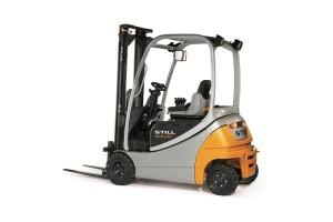 RX 20 najczęściej kupowanym wózkiem marki STILL