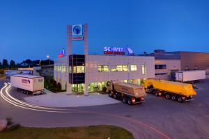 Dwa nowe autoryzowane serwisy Schmitz Cargobull