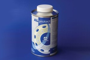 ALprotect do ochrony felg Alcoa zimą