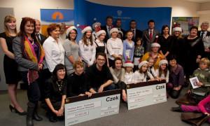 Fundacja UPS przekazuje granty na rzecz trzech polskich fundacji