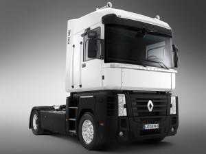 Magnum Legend – limitowana seria ciężarówek Renault Trucks