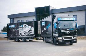Maszoński Logistic: nagradzany operator logistyczny