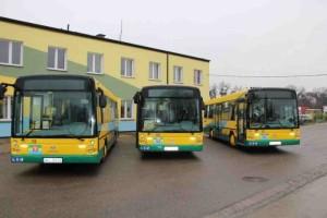 Solbusy wyjechały na ulice Ostrołęki