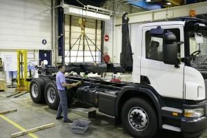 Scania będzie produkować w Indiach
