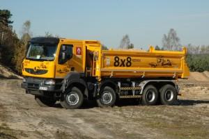 Renault Trucks na targach Intermat