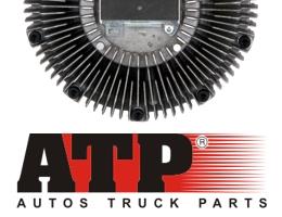 Nowości Autos: Sprzęgła wiskotyczne ATP
